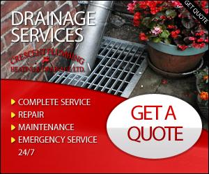 drainage service surrey